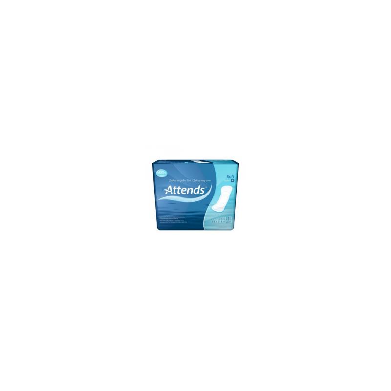 Attends Soft 4 Maxi - 8 protections| SenUp.com