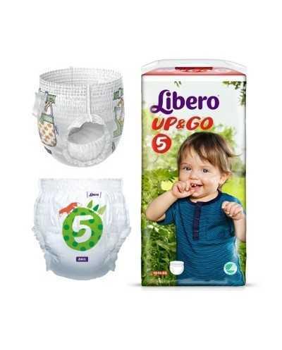 LIBERO UP&GO 5 - 8 PAQUETS...