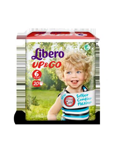 LIBERO UP&GO 6 - 20 LANGES...