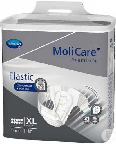 Molicare Elastic 10 gouttes...