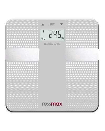 Pèse-personne digital ROSSMAX Body Fat Monitor