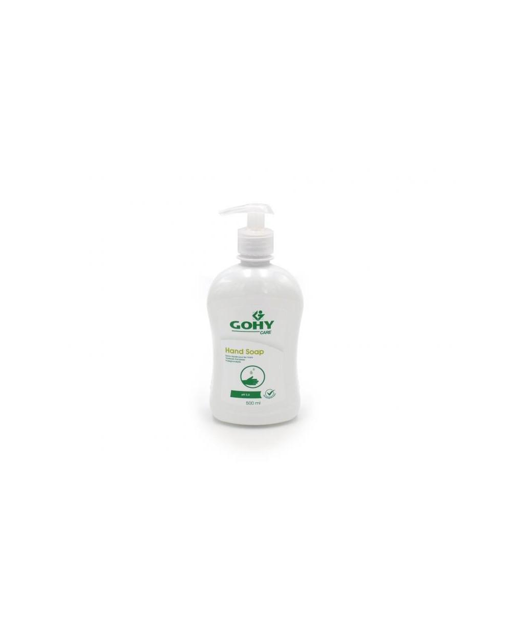 Gohy Care Hand Soap savon liquide hypoallergénique pour les mains Par flacon de 500 ml