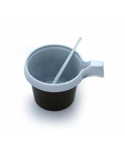 Tasses à café plastiques.Carton de 20 x 50