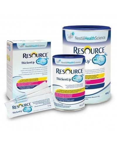 Resource ThickenUp Clear poudre épaississanteBoîte de 125 g