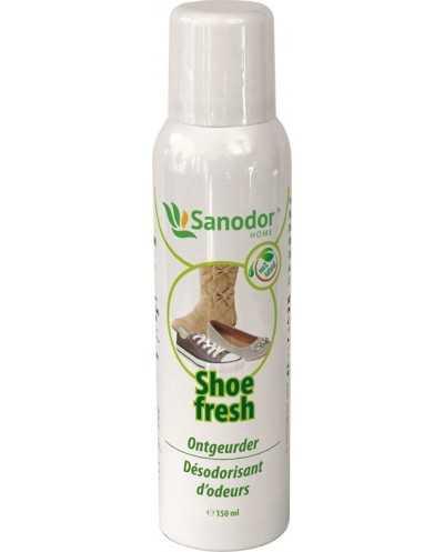 Spray de 150 ml de Sanodor Shoe Fresh