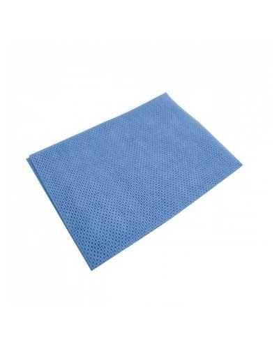 Lavettes multi-usages, bleu. Paquet de 25