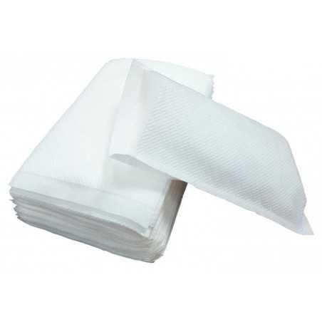 Gants de toilette en Hydracell non-tissé, gaufréPar carton de 20 paquets de 50.