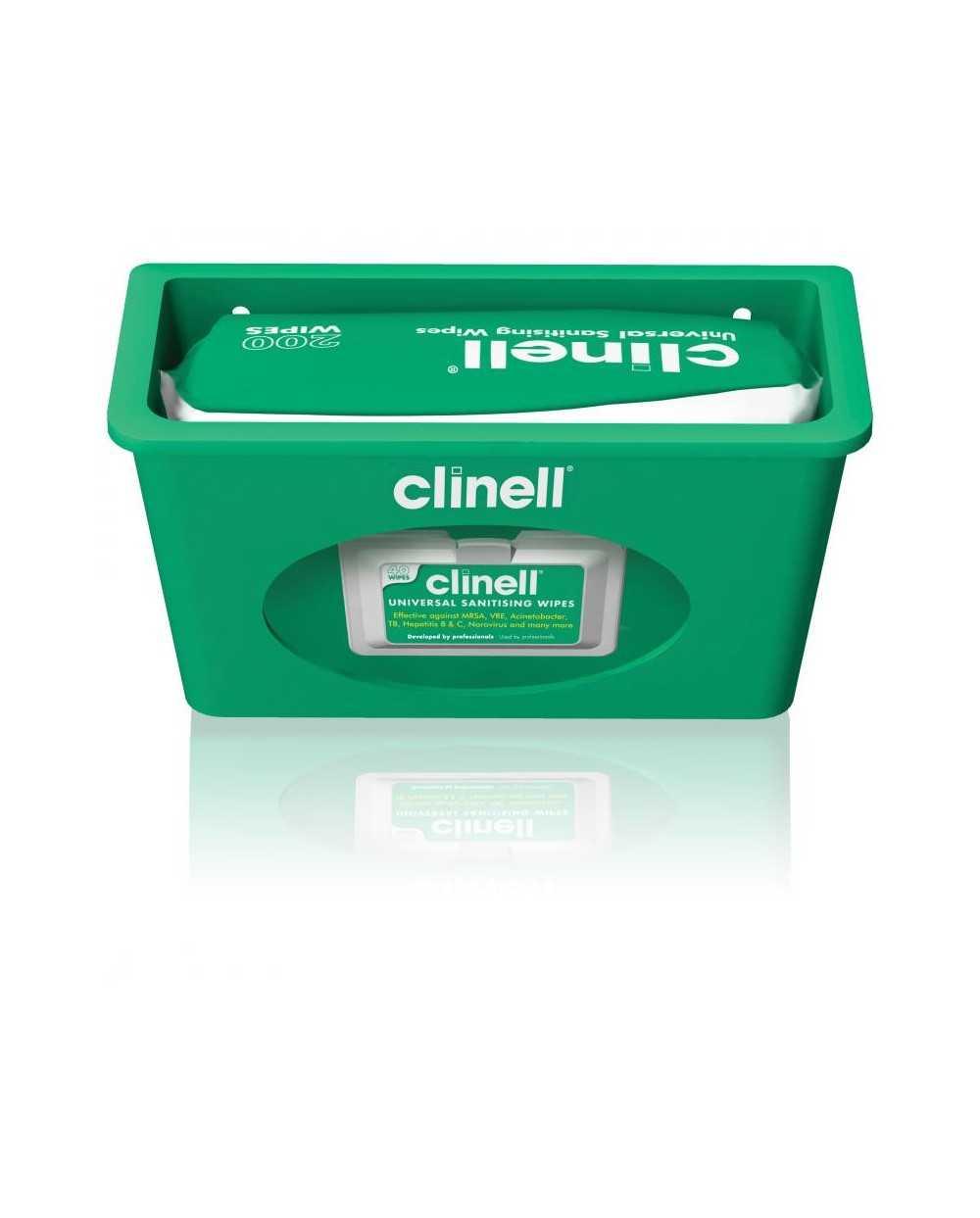 Clinell lingettes universellesPaquet de 200