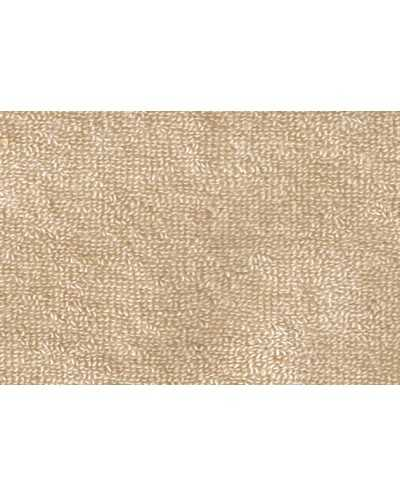 Housse velours taupe pour boudin multi-usages 18 x 55 cm