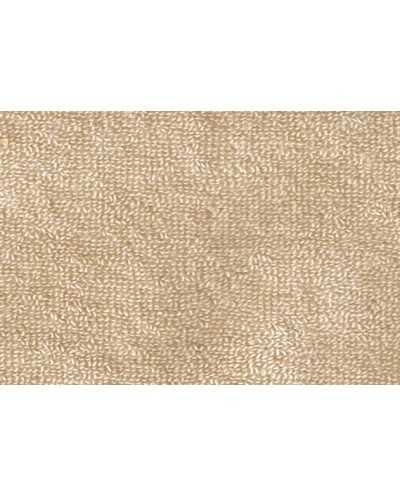 Housse velours taupe pour coussin 40 x 55 cm