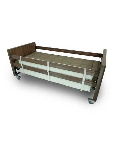 Protection barrières de lit en mousse + PVC - Paire