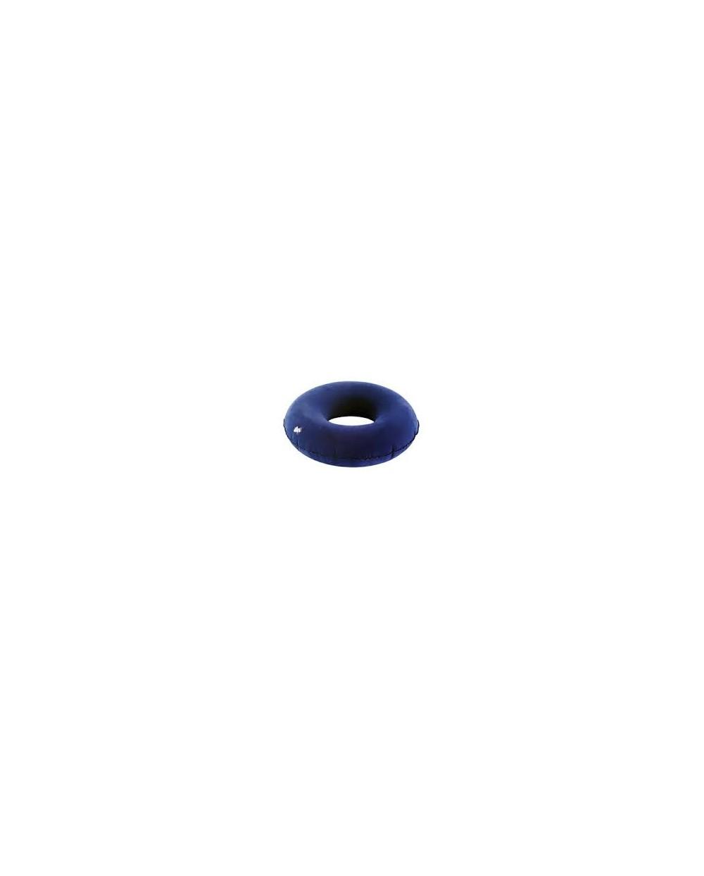 Coussin velours gonflable avec pompe
