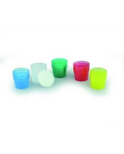Sachet de 50 gobelets 25-30 cc. Transparent