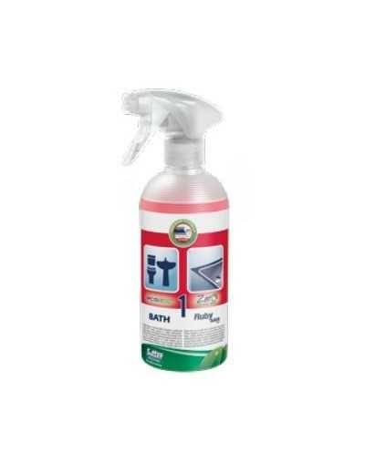 Spray Ecocaps pour salle de bain.Flacon de 500 ml