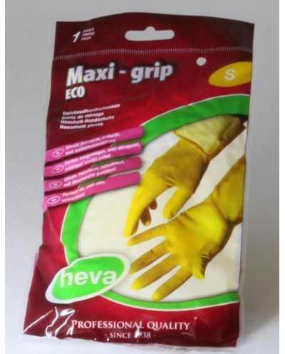 Paire de gants de ménage, small, jaune.