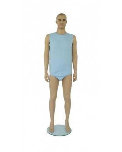 Body bleu, Médium.