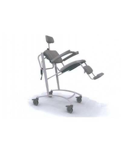 Chaise de douche E'HDS Standard complète - 135 kg