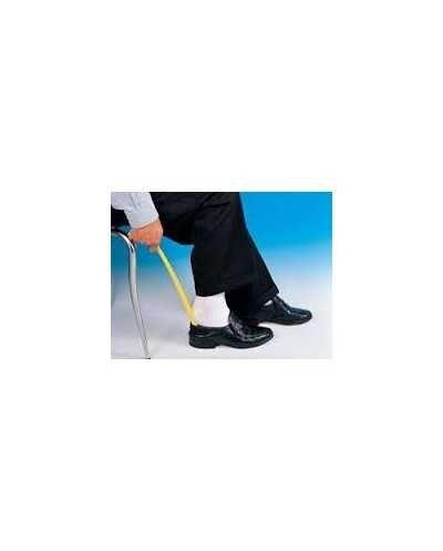 Chausse-pied conventionnel avec manche plus long.