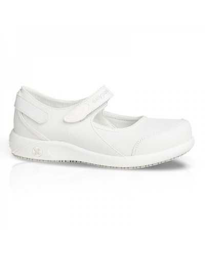 Chaussures Nelie, blanches