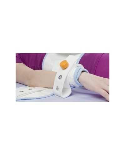 Paire d'attache-poignet avec fermeture magnétique - M