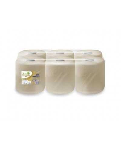 Maxi bobines d'essuyage Eco Natural, 2 plis, naturel.
