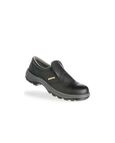Chaussures de cuisine, noir.