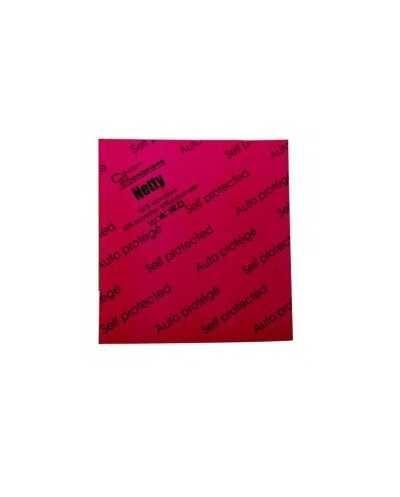 Chiffon microfibre antibactérien Netty, rouge.Paquet de 5
