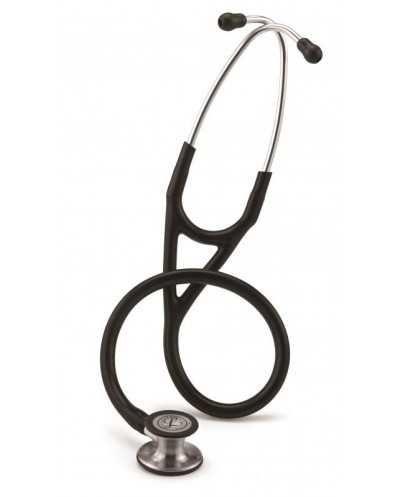 Stéthoscope Littmann®Cardiology IV, noir.