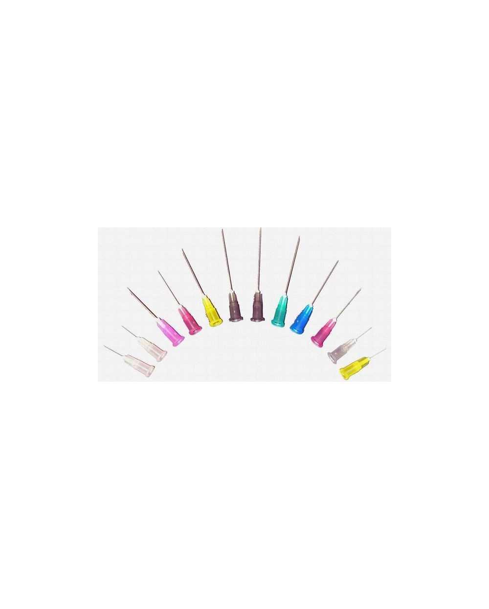 Aiguilles BD Microlance 3 - rose - 18G x 1 1/2'' Boîte de 100