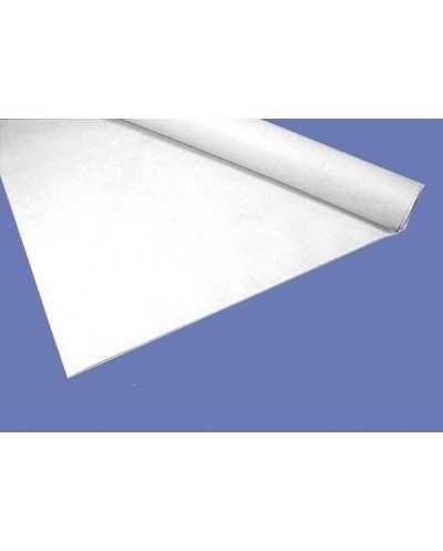Rouleau de toile caoutchoutée (drap d'hôpital)