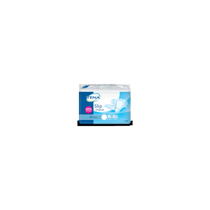 Tena Slip Plus Large Original (plastique) - 30 protections