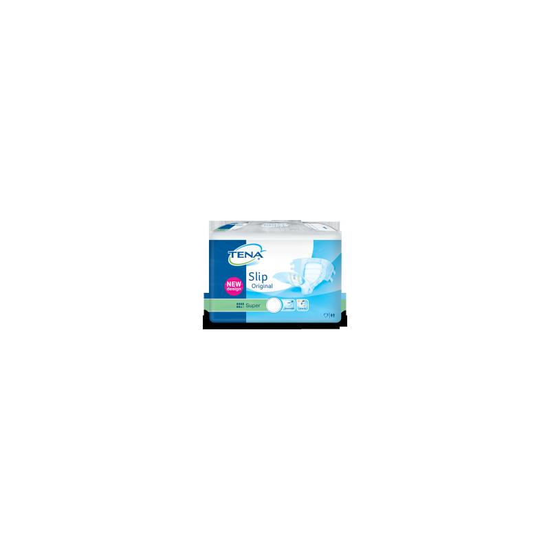 Tena Slip Super Large Original (plastique) - 30 protections