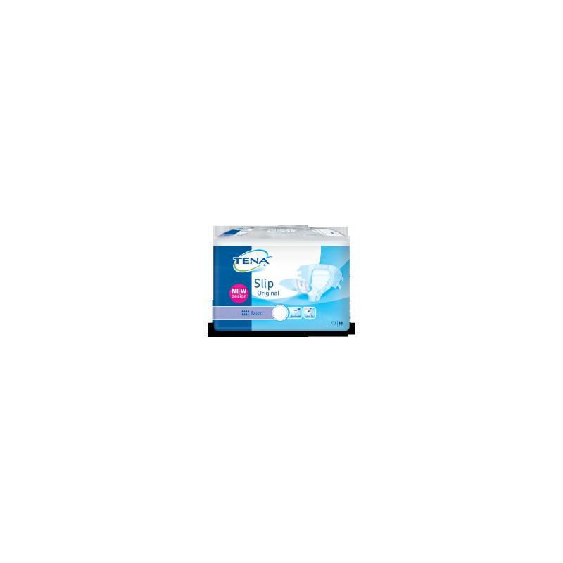 Tena Slip Maxi Large Original (plastique) - 24 protections