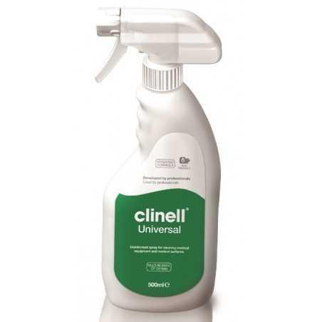 Clinell Spray sans alcool.Flacon de 500 ml