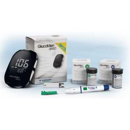 Testeur de glycémie GlucoMen Aero