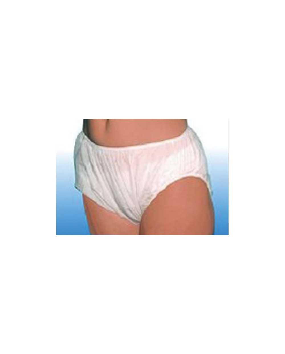 Culottes imperméables en PVC Médium Sachet de 5