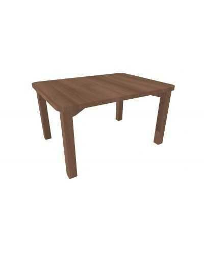 Table de salon, 60 x 80 x 45 cm,noyer