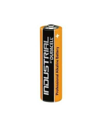 Piles Duracell Industrial LR06 - AA. Boîte de 10