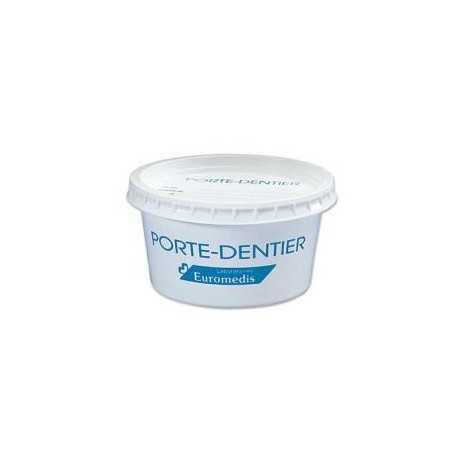 Pots à dentier à usage unique, blancPar sachet de 50.