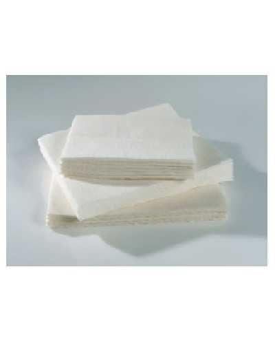 Carrés de soins, non-tissé, 50% viscose, 50% polyesterPar carton de 36 x 50