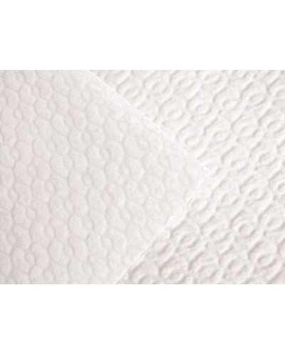 Draps de bain, ouate de cellulose (Airlaid Uni), 80 x 120 cm. Par carton de 50
