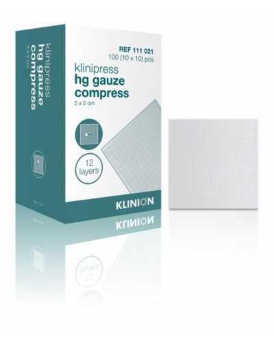 Compresses de gaze Klinion,...