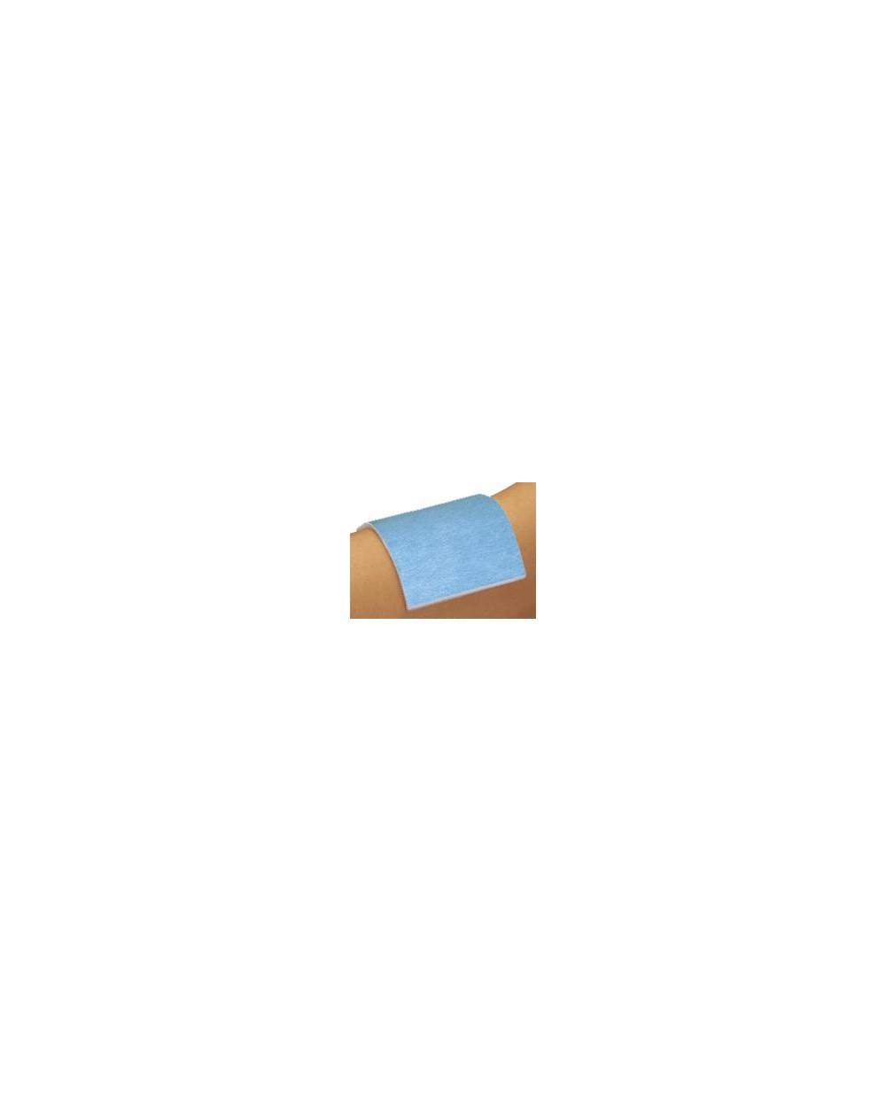 Compresses absorbante Stellaline, 7,5 x 7,5 cm, stérile. Etui de 100