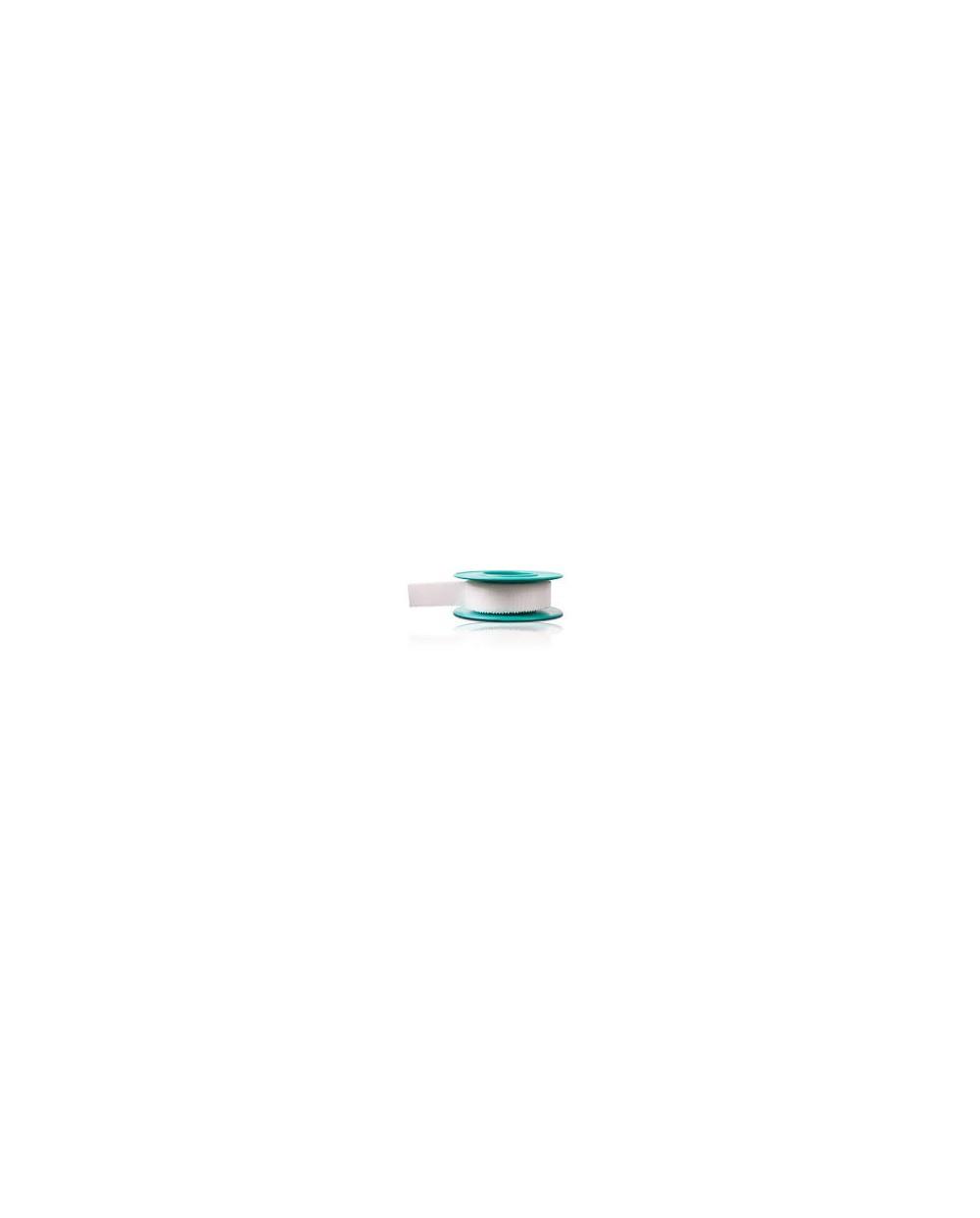 Tape Kliniplast Silk, 2,5 cm x 5,1 m, non stérile Boîte de 12 bobines