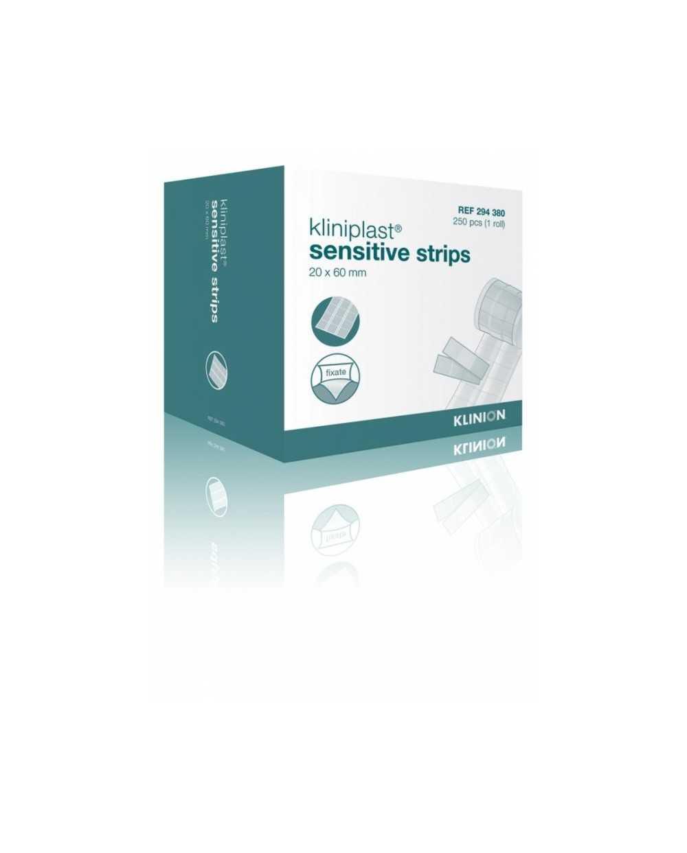 Pansement injection Kliniplast Ready Soft 2 X 6 cm Rouleau de 250