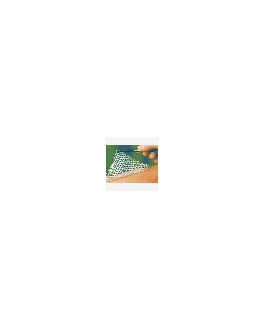 Pansements Meditulle, 10 x 10 cm, stérile. Boîte de 10