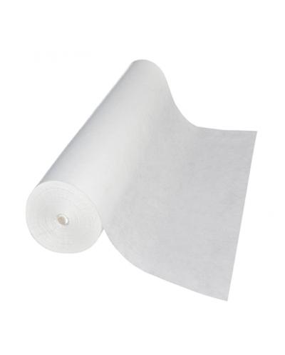 Rouleau de nappe blanche