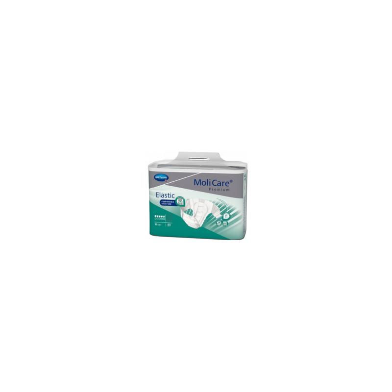 Molicare Premium Slip Elastic Large 5 gouttes - 30 protections| SenUp.com