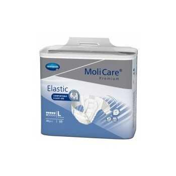 Molicare Premium Slip Elastic Large 6 gouttes - 30 protections| SenUp.com