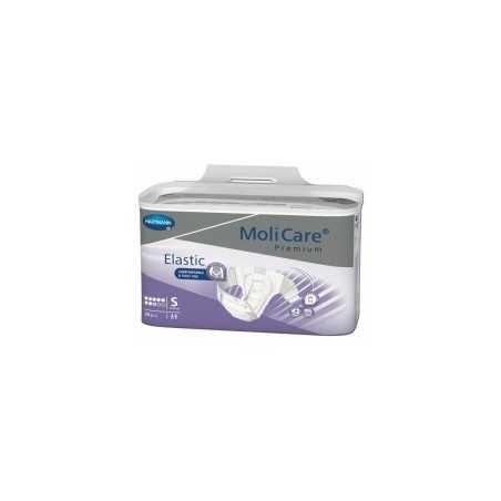 Molicare Premium Slip Elastic Small 8 gouttes - 26 protections| SenUp.com